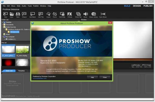 Photodex ProShow Producer 8 Patch & Crack Free Download