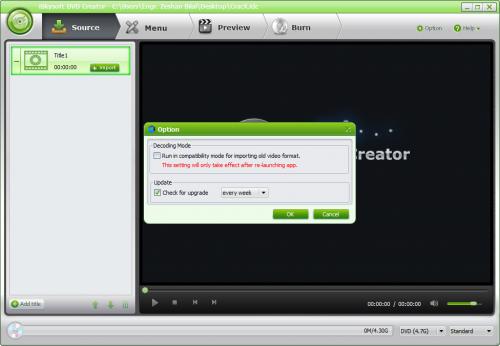 iSkysoft DVD Creator 4 Keygen + Crack Final Free Download