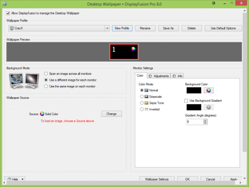 DisplayFusion Pro 8.0 Keygen + Serial Key Free Download