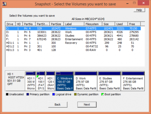 Drive SnapShot 1.44 Serial Keys + Patch Free Download