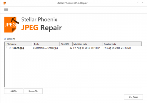 Stellar Phoenix JPEG Repair 4 Crack + Keygen Free Download