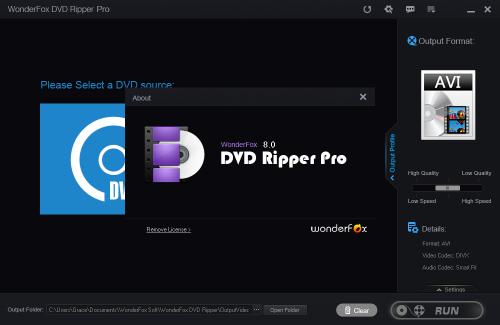 WonderFox DVD Ripper 8 Serial Key + Keygen Free Download