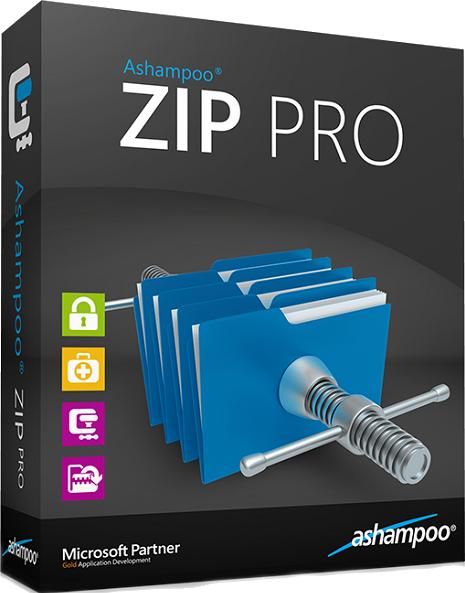 Ashampoo ZIP Pro 2.2.0 Serial Key & Crack Free Download