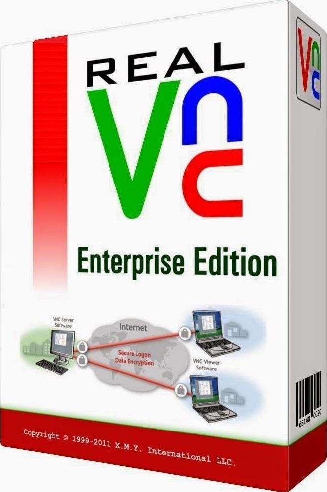 RealVNC Enterprise 6 Crack & Serial Key Download