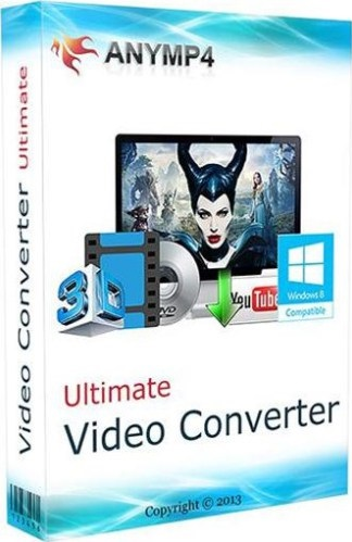 AnyMP4 Video Converter Ultimate 7.0.52 Crack & Key Download