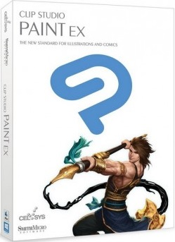 CLIP STUDIO PAINT EX 1.6.3 Crack & Serial Key Download