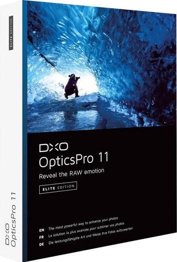 DxO Optics Pro 11.3.1 Elite Crack Patch & Serial Key Download