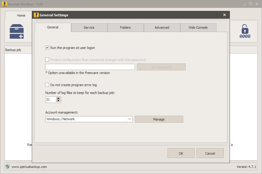 Iperius Backup 4.7.1 License Key + Crack Free Download