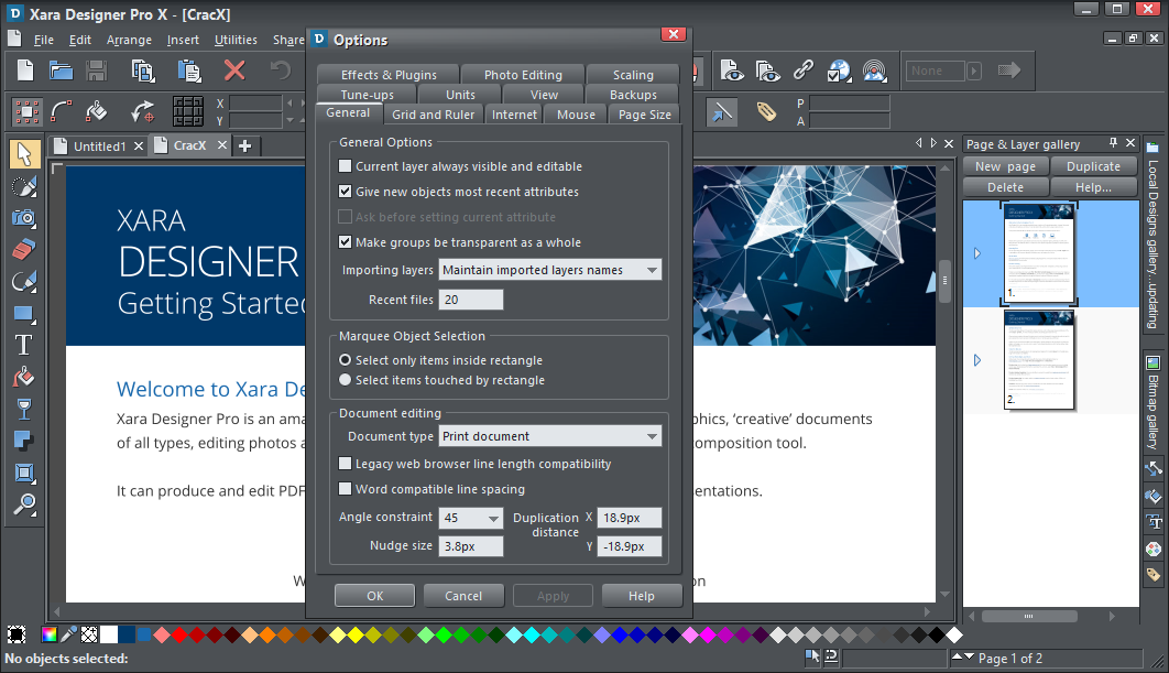 Xara Designer Pro X365 12.4 Pre-Activated Download