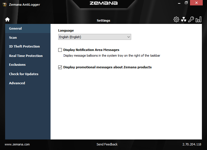 Zemana AntiLogger 2.70.204.118 Patch & License Key Download