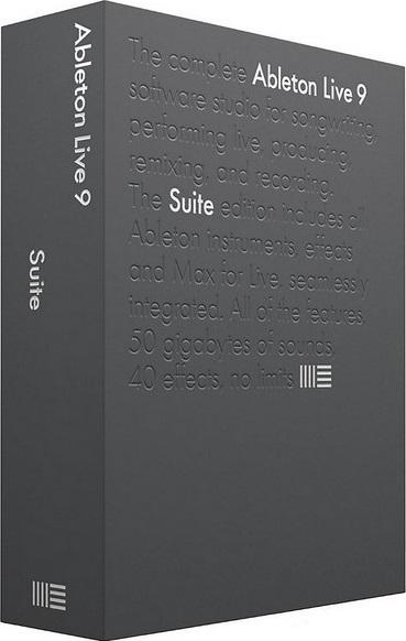 Ableton Live Suite 9.7 Crack & Serial Key Full Download