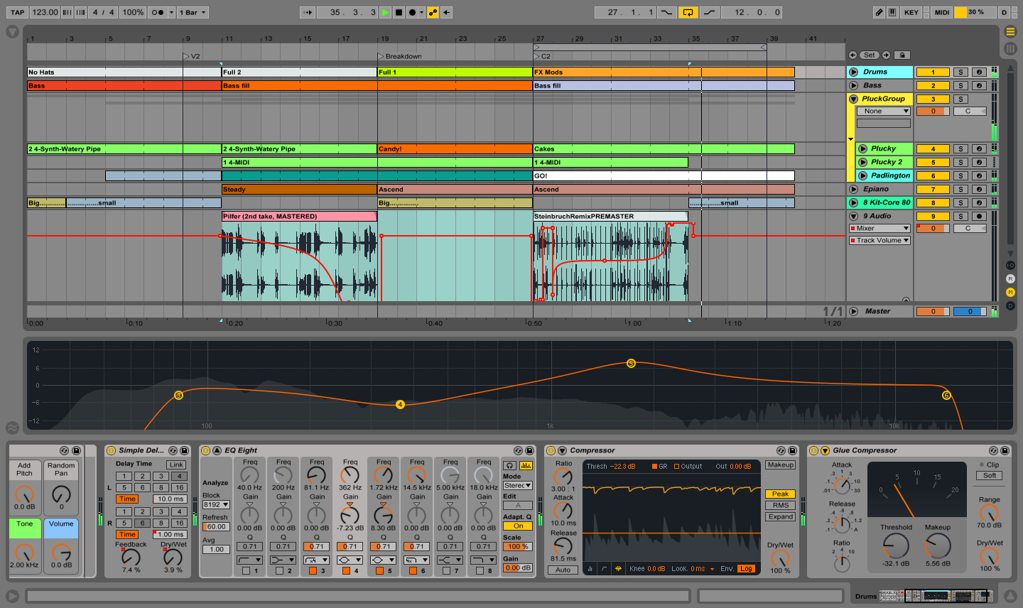 Ableton Live Suite 9.7 Serial Key + Patch Full Download