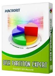 Macrorit Disk Partition Expert 4.0.0 Crack & Key Download