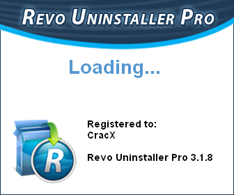 Revo Uninstaller Pro 3.1.8 Crack & Serial Key Download