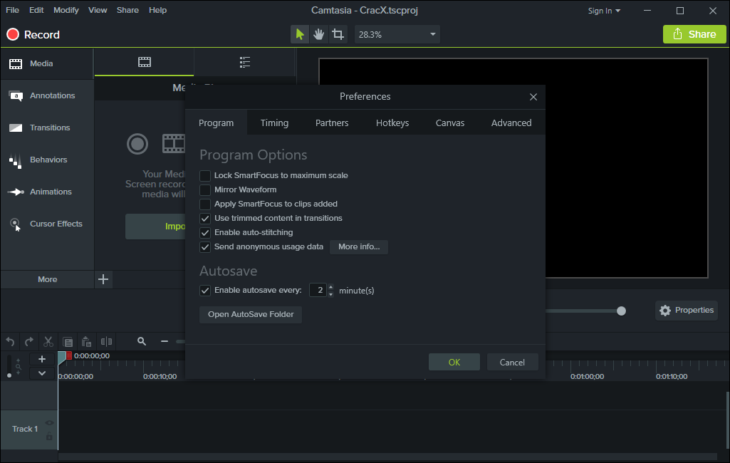 TechSmith Camtasia Studio 9.0.3 License Key + Patch Download