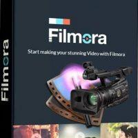Wondershare Filmora 8.0 Crack & Serial Key Free Download
