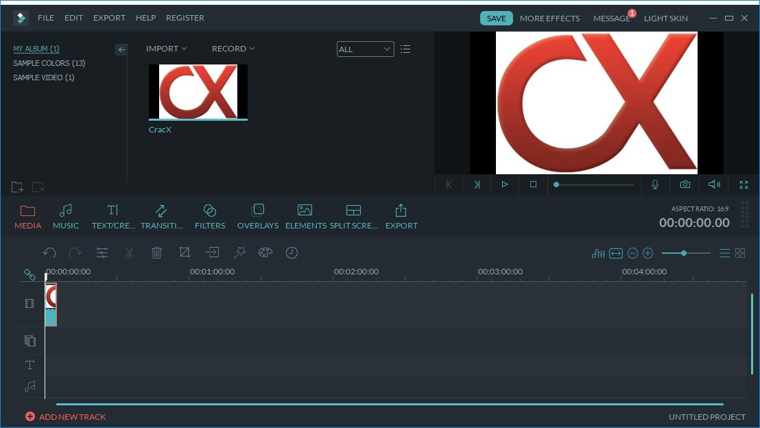 Wondershare Filmora 8.0 Serial Key + Patch Free Download