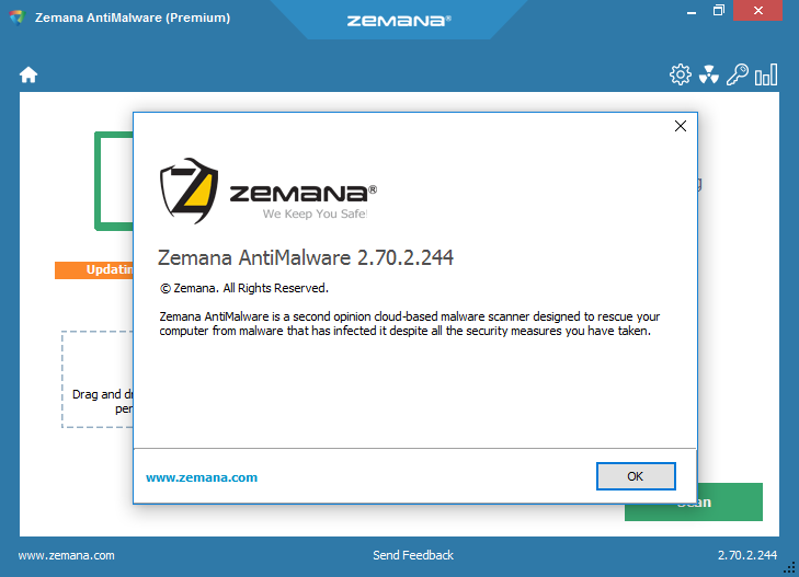 Zemana AntiMalware Premium 2.70 License Key Full Download
