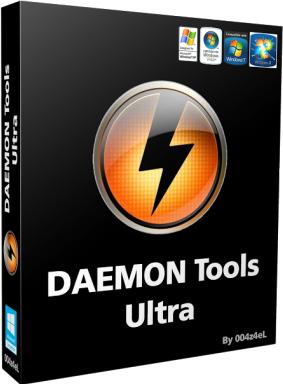 DAEMON Tools Ultra 5 Crack & Serial Number Download