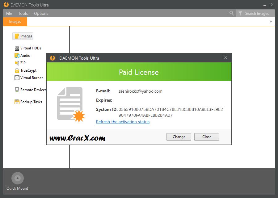 DAEMON Tools Ultra 5 License Key & Keygen Download