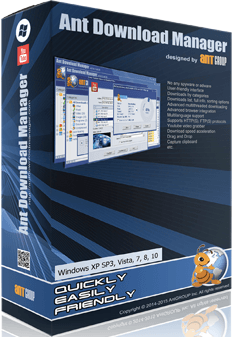 Ant Download Manager Pro 1.3.3 License Key & Keygen Download