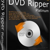 WinX DVD Ripper Platinum 8.0 Crack & License Key Download