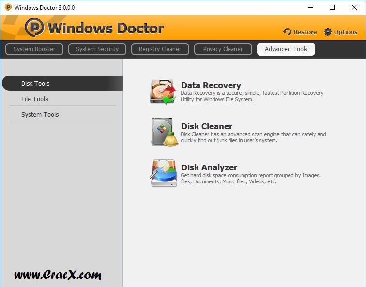 Windows Doctor 3.0.0.0 Patch & Keygen Full Download