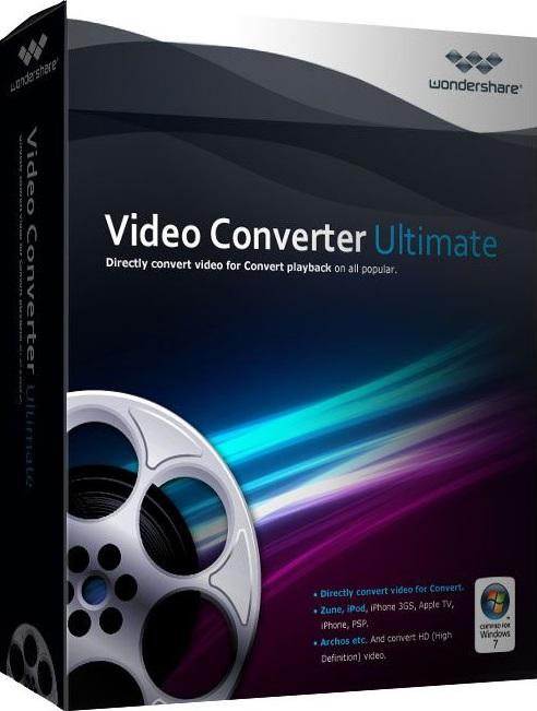Wondershare Video Converter Ultimate 9.0.2.1 Crack Download