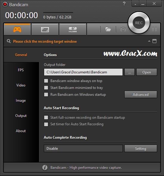 Bandicam 3.4.0.1226 Patch & License Key Free Download