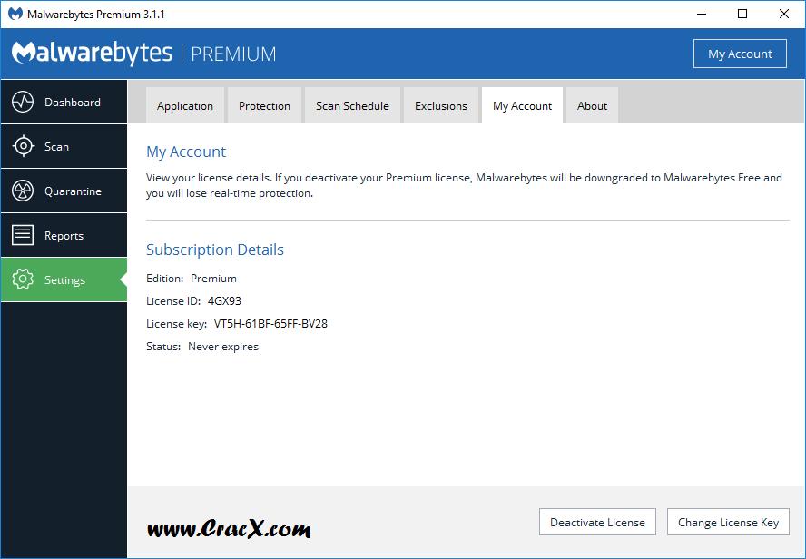 Malwarebytes Premium 3.1.1.1722 Beta + Serial Key Download