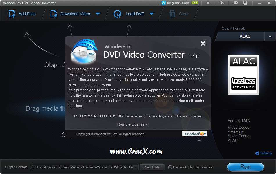 WonderFox DVD Video Converter 12.5 License Key Full Download