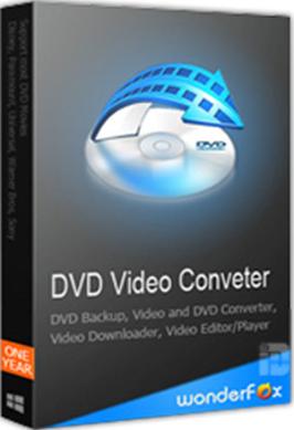 WonderFox DVD Video Converter 12.5 Patch & Crack Download