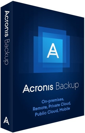 Acronis Backup Bootable ISO 12.5.7048 Final Free Download