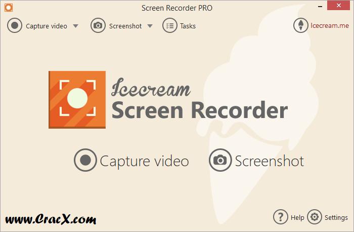 Icecream Screen Recorder Pro 4.89 Crack & Patch Download