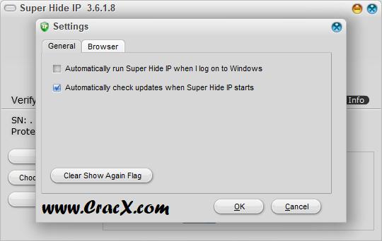 Super Hide IP 3.6.1.8 License Key & Activator Download
