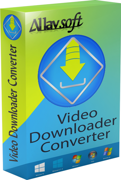 Allavsoft Video Downloader Converter 3.14.8.6417 Crack Free