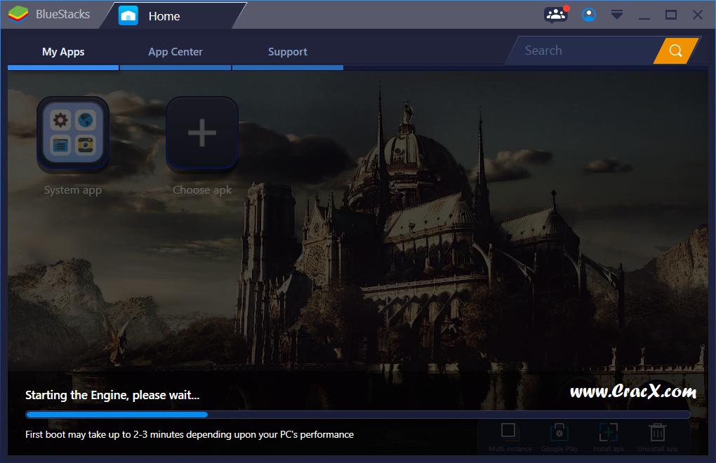 BlueStacks 3.7.14.1559 Full Offline MOD Installer Download