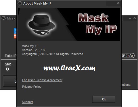 Mask My IP 2.6.7.8 Full Patch + Keygen Free Download