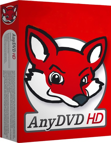RedFox AnyDVD HD 8.1.6.1 Patch + License Key Download
