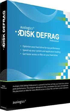 Auslogics Disk Defrag Professional 4.8.2 Crack Key Download