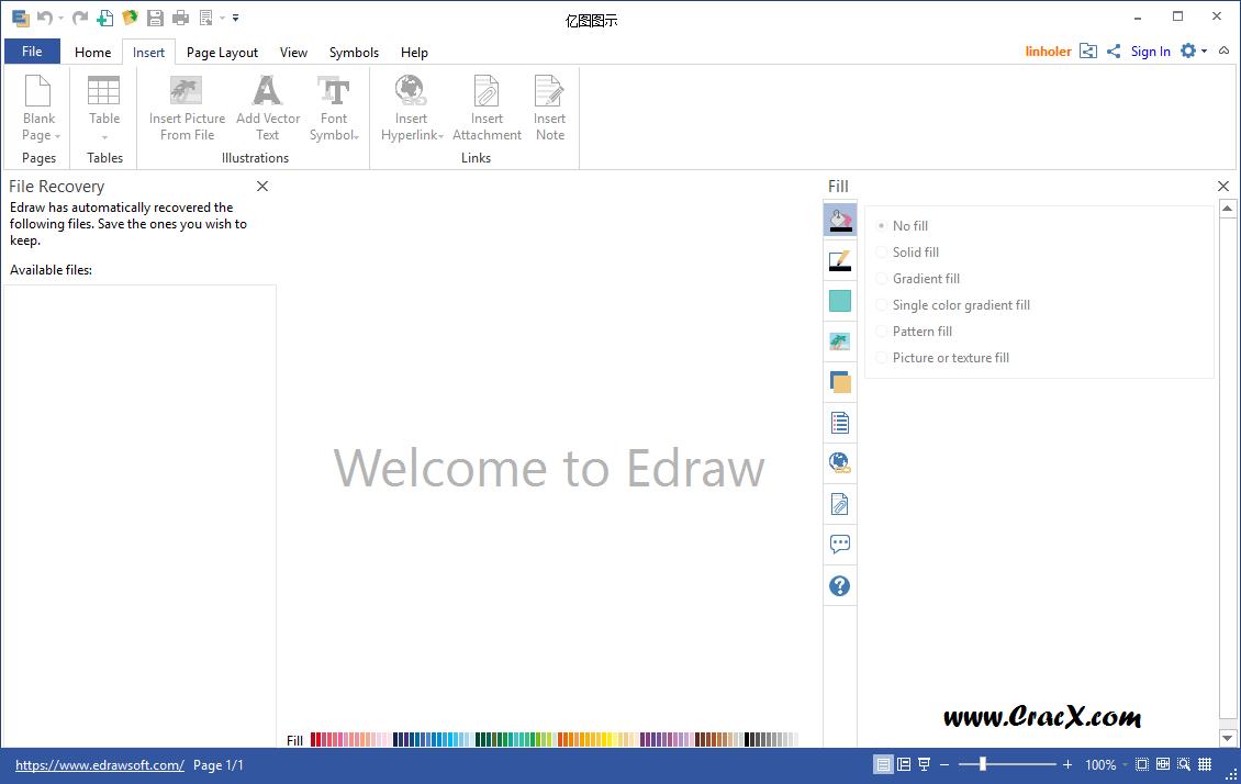 Edraw Max 8.7.0.588 Crack & Serial Number Download
