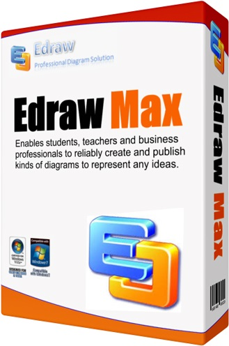 Edraw Max 8.7.0.588 License Key + Crack Patch Download