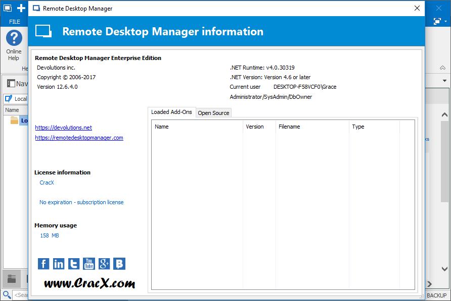 Remote Desktop Manager Enterprise 12.6.4.0 + Crack Final Download