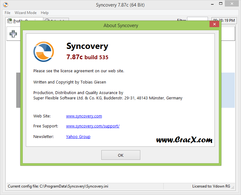 Syncovery Pro Enterprise 7.87c Build 535 + Patch Full Download