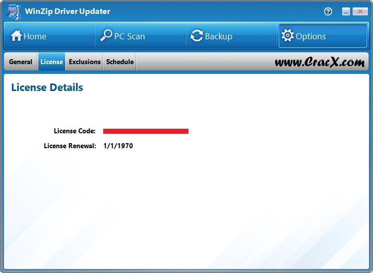WinZip Driver Updater 5.18.0.12 License Key Full Download