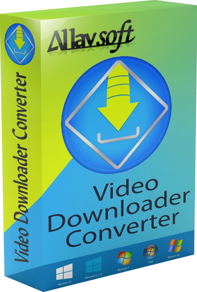 Allavsoft Video Downloader Converter 3.14.9.6461 + Keygen