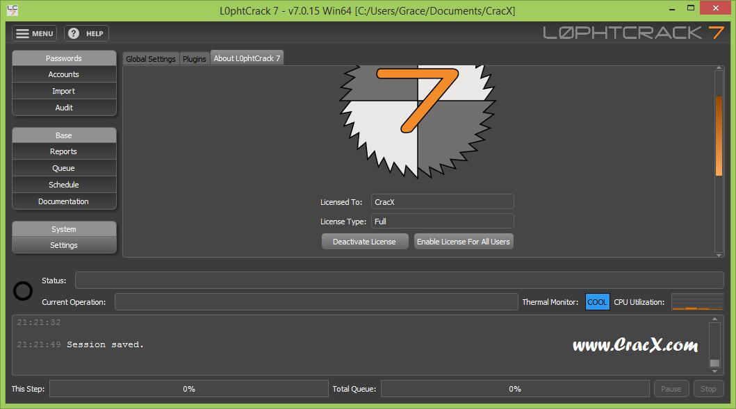 L0phtCrack Enterprise 7.0.15 Keygen + Activator Download