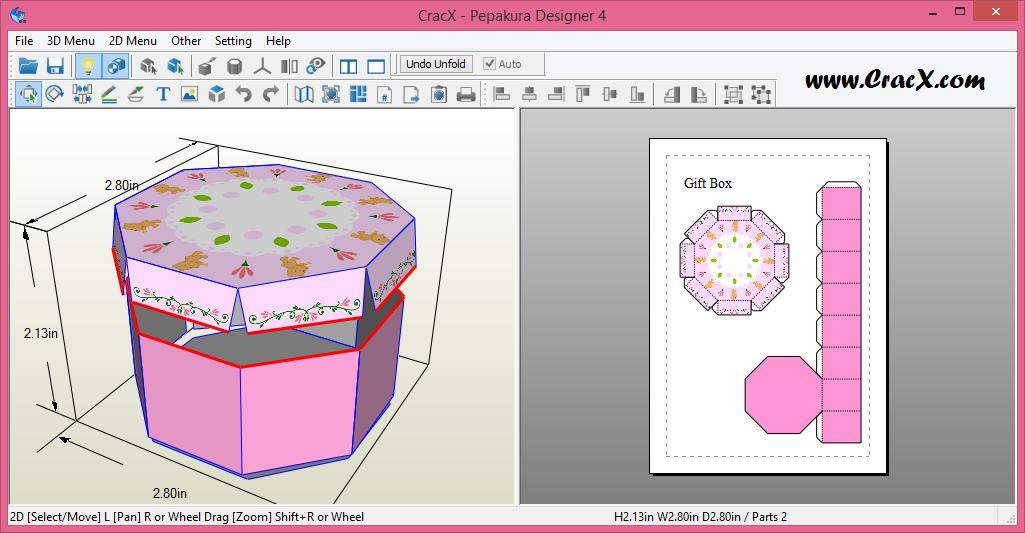 Pepakura Designer 4.0.6 Keygen + Activator Download