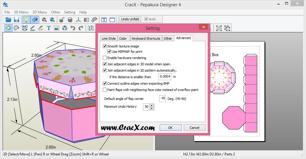 Pepakura Designer 4.0.6 Patch & Serial Key Download