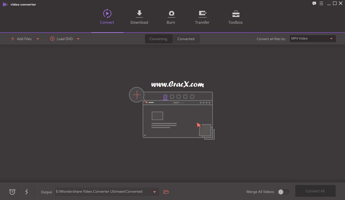 Wondershare Video Converter Ultimate 10.0.10.121 + Crack